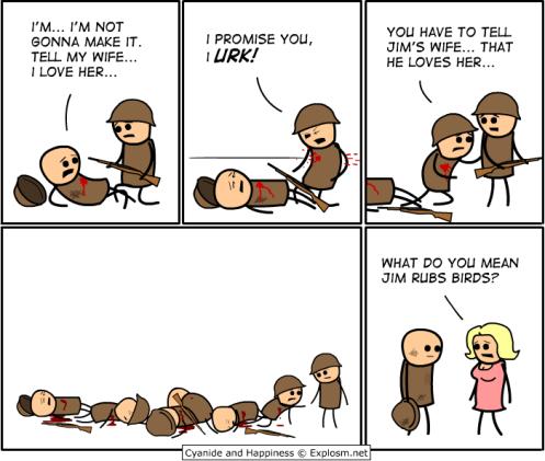 Amamos los comics web… | [xD]Eksd[/xD]