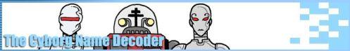 cyborgnamedecoder